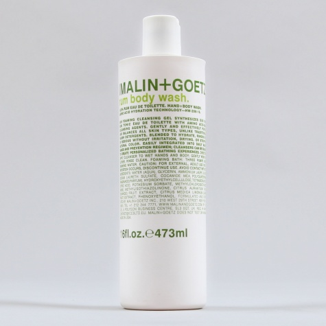 Malin + Goetz Rum Body Wash - 473ml