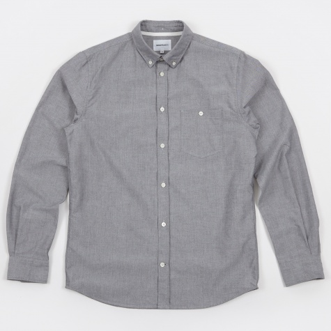 Anton Oxford Shirt - Grey
