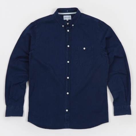 Anton Denim Shirt - Light Indigo