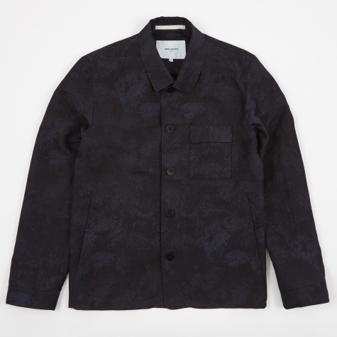 Kyle Indigo Resort Jacket - Indigo