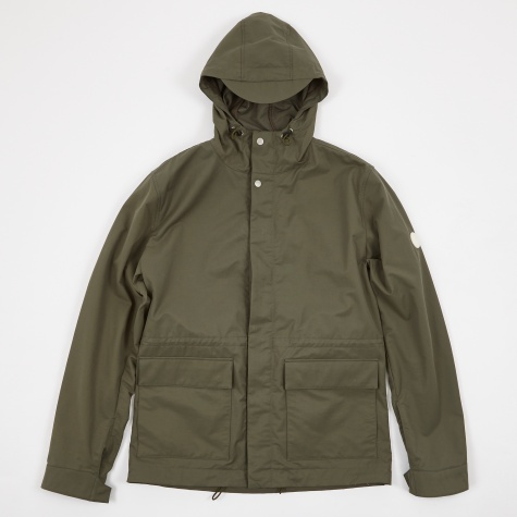 Nunk Summer Cotton Jacket - Dried Olive