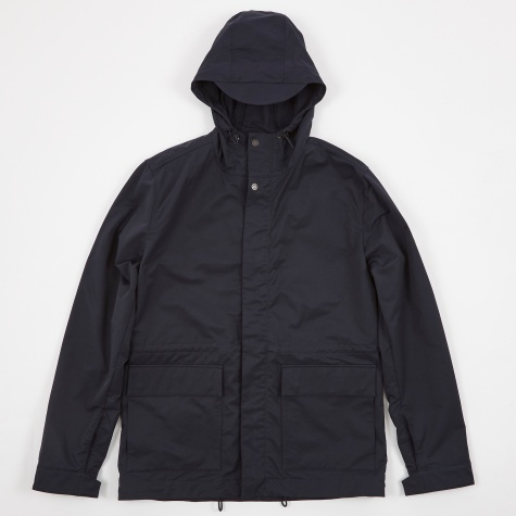 Nunk Summer Cotton Jacket - Navy