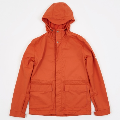 Nunk Summer Cotton Jacket - Orange