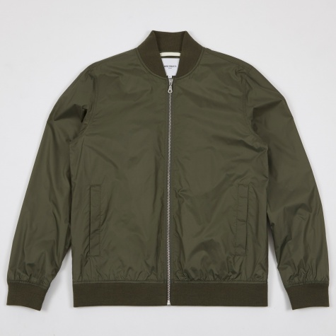 Ryan Light Ripstop Jacket - Dried Olive