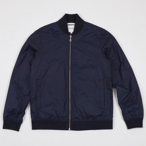 Ryan Light Ripstop Jacket - Navy