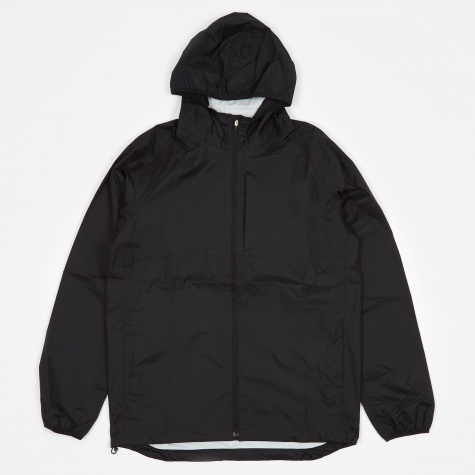 Brandur Ultralight Shell Jacket - Black