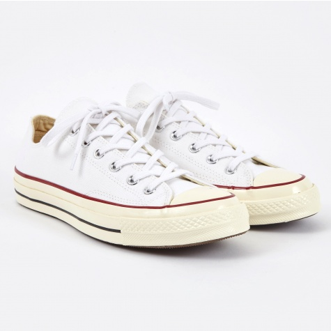 1970s Chuck Taylor All Star Ox - White