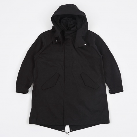 Oversized Parka - Black