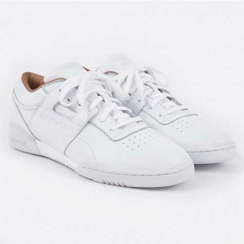 Workout Lo Clean PN - White