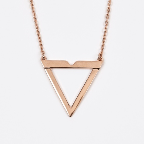 Vamp Necklace - Rose Gold