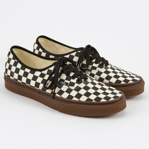 Authentic - Checkerboard Black/White