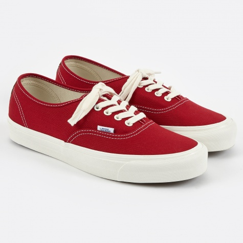 Vault OG Authentic LX - Chilli Pepper/Teak
