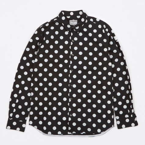 Dot Shirt - Black