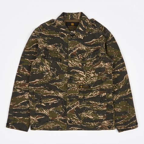 Denison Jacket - Tiger Stripe