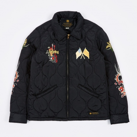 Souvenir Jacket - Black