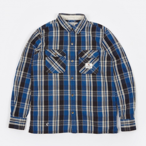 Cabella Shirt - Blue