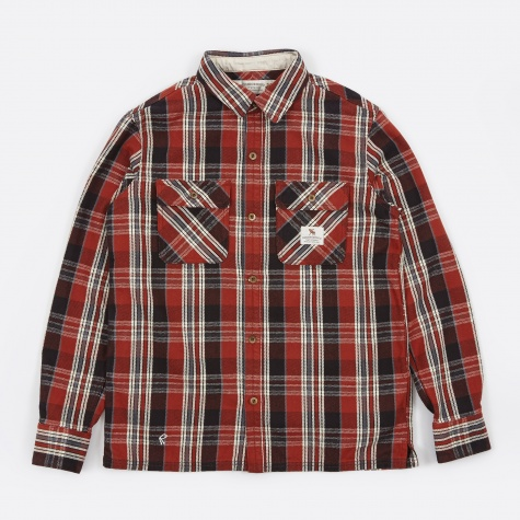Cabella Shirt - Red