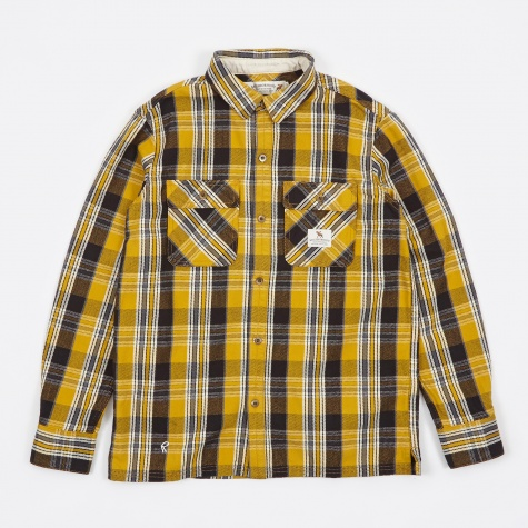Cabella Shirt - Yellow