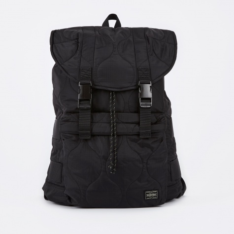x Porter Tanker Back Pack - Black