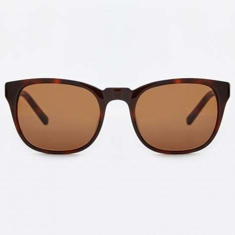 Type 08 Sunglasses - Brown Tortoise