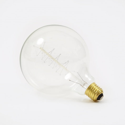 Globe Light Bulb 40W  - 125mm