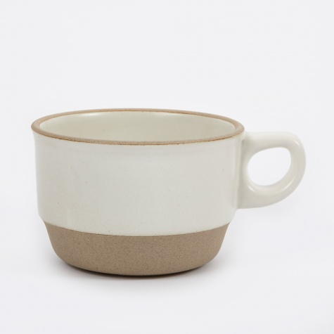 Time Soup Cup - White