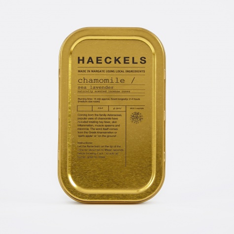Incense Tin - Chamomile - 25g