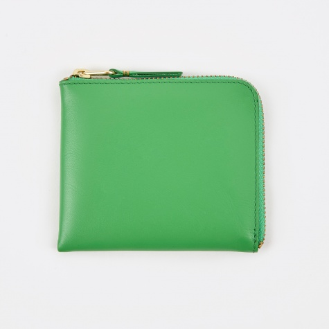Comme des Garcons Wallet Classic Leather Line S (SA3100) - Green
