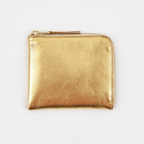 Comme des Garcons Wallet Classic Leather S (SA3100G) - Gold