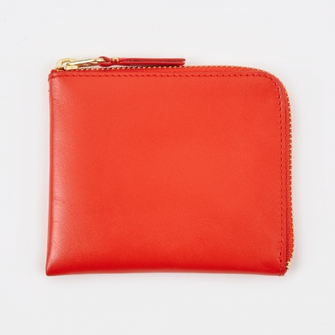 Comme des Garcons Wallet Classic Leather Line S (SA3100) - Orang