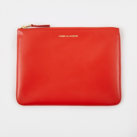 Comme Des Garcons Wallet Classic Leather W (SA5100) - Orange