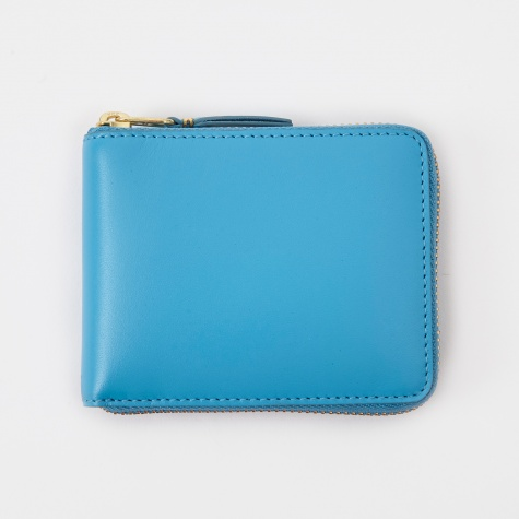 Comme Des Garcons Wallet Classic Leather XS (SA7100) - Blue