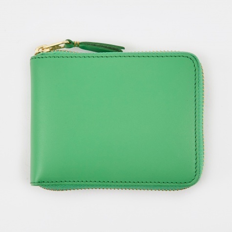 Comme Des Garcons Wallet Classic Leather XS (SA7100) - Green
