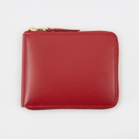 Comme Des Garcons Wallet Classic Leather XS (SA7100) - Red
