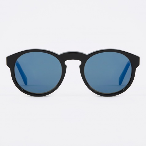 Paloma Sunglasses - Black/Blue