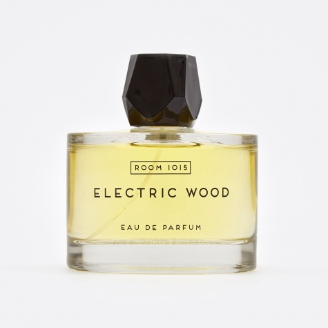 Electric Wood Eau De Parfum - 100ml