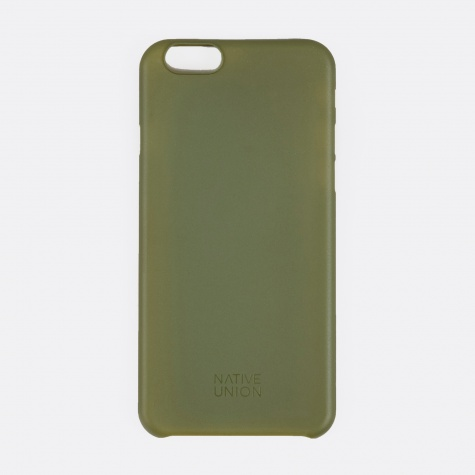 Clic Air iPhone 6 Case - Olive