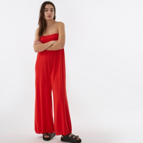 Oversize One Piece - Red