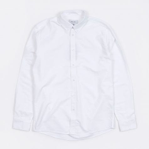 Goldsmith Button Down Shirt - White