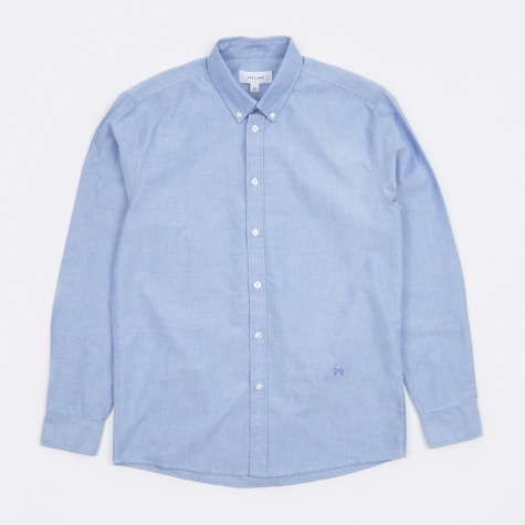Goldsmith Button Down Shirt - Blue