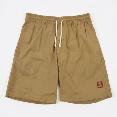 Ibai Boardshort - Dried Herb