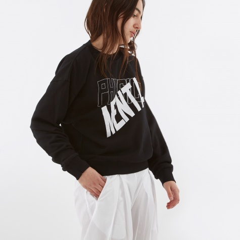 PAM Physical Mental Sweatshirt - Black