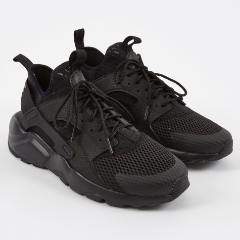 Air Huarache Run Ultra BR - Black/Black