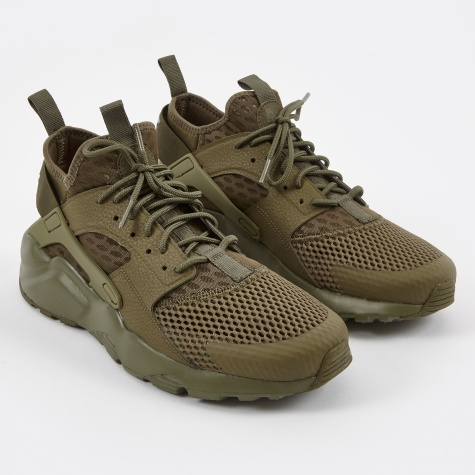 Air Huarache Run Ultra BR - Medium Olive/Medium Olive