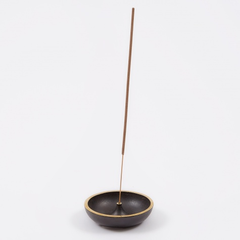 SN Incense Holder - Black