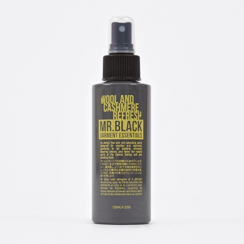 Mr. Black Garment Essential Wool & Cashmere Refresh - 125ml