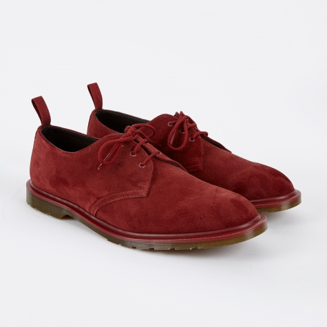 Dr.Martens x Norse Projects Steed Shoe - Red Earth