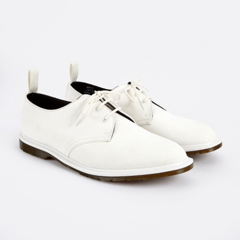 Dr.Martens x Norse Projects Steed Shoe - White