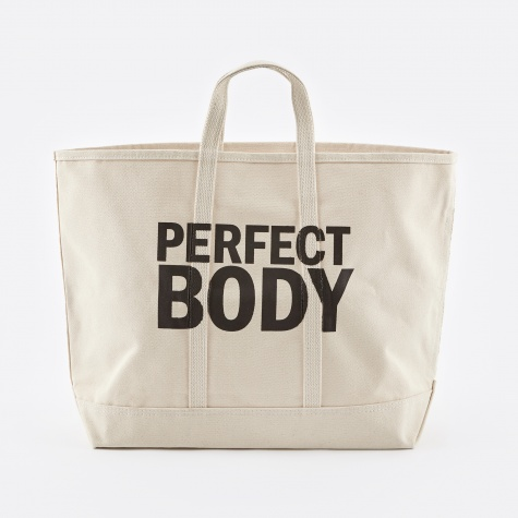 x Cali Thornhill DeWitt Tote Bag (L) - Natural