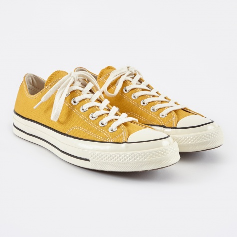 1970s Chuck Taylor All Star Ox - Sunflower